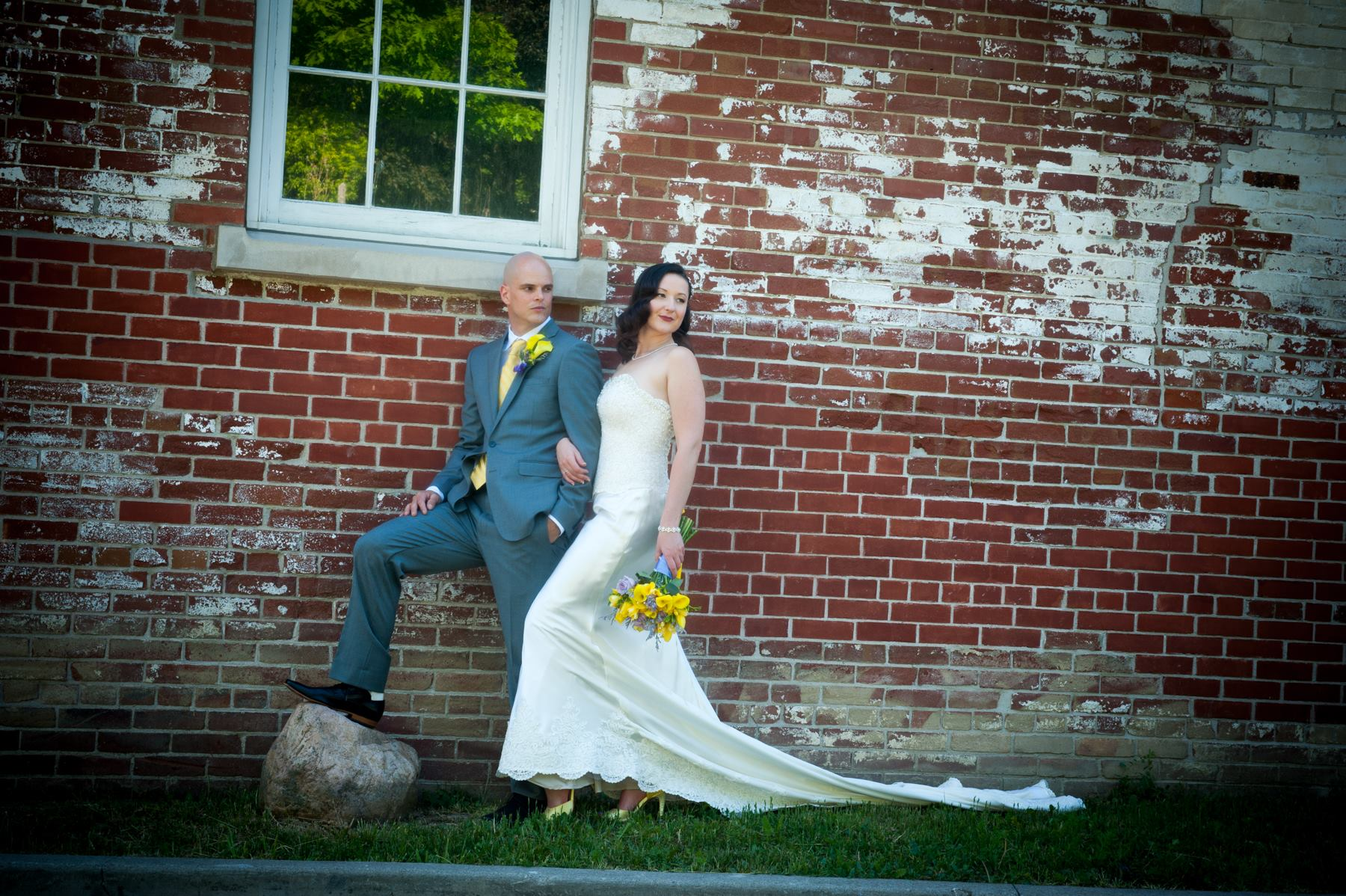 Bride and Groom and history