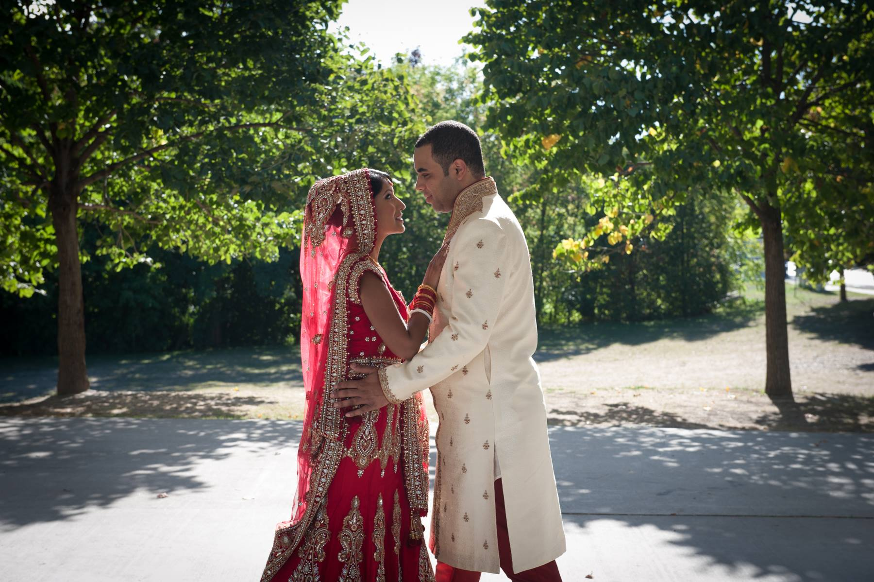 Pre Ceremony traditional Hindu Photograph Unionville Ontario