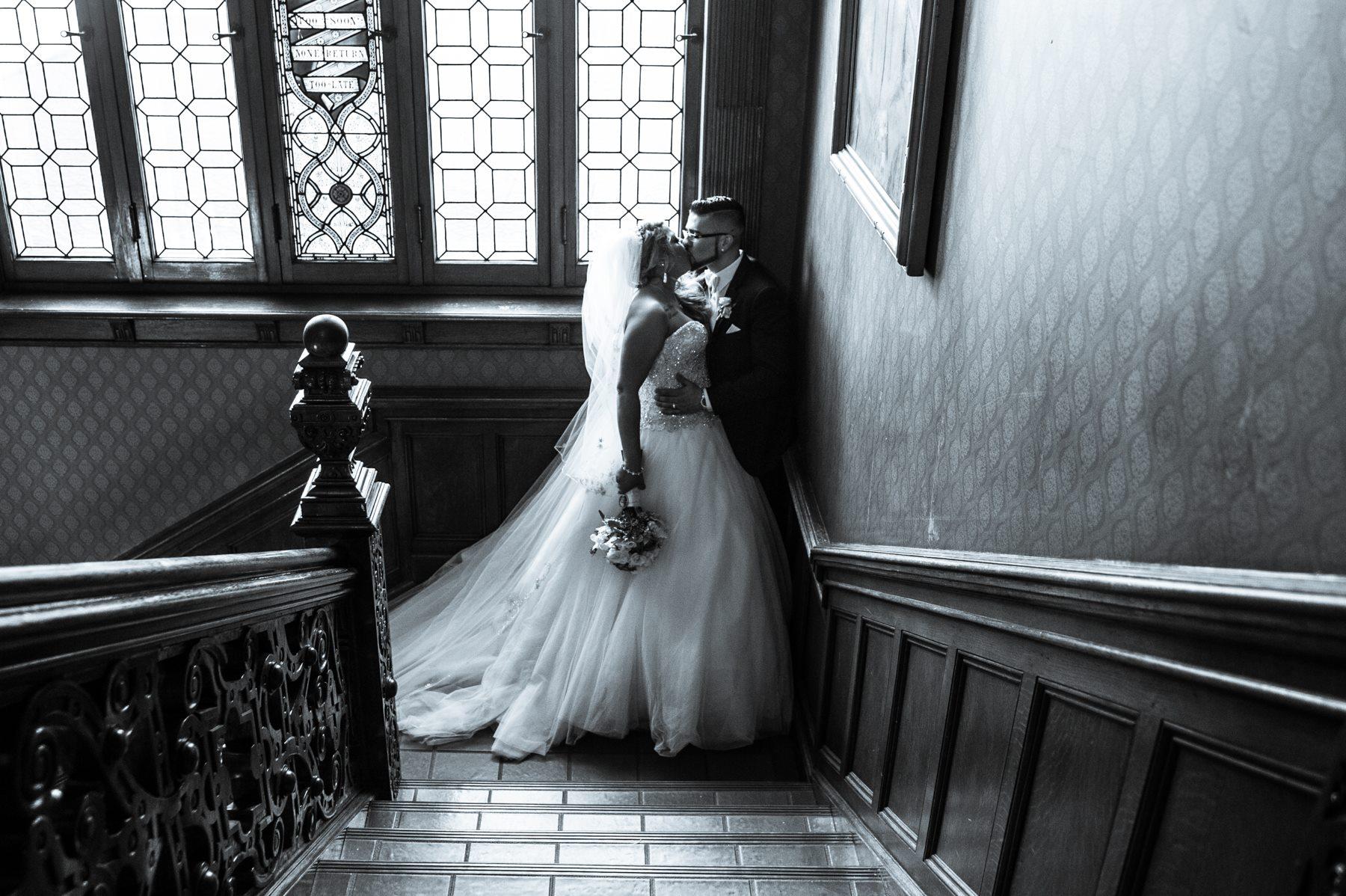 Del la Salle Heritage house wedding photos