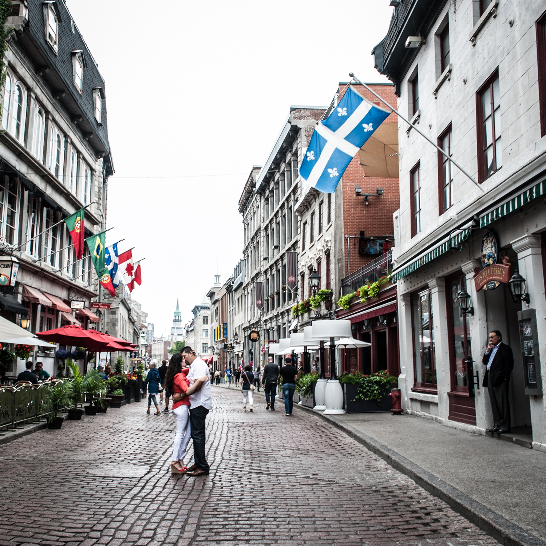 shot at  Ville-Marie |  Montreal, Québec