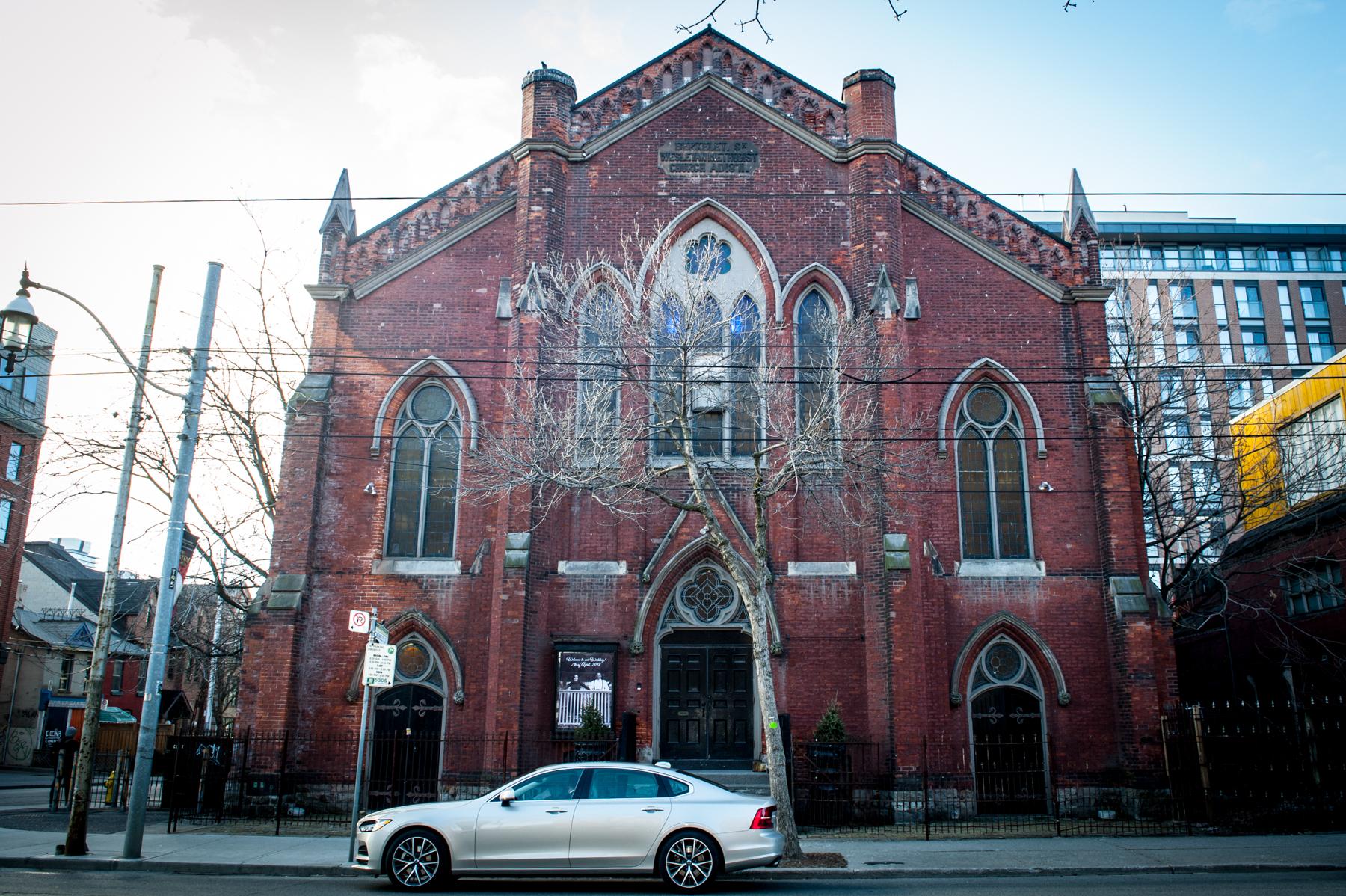 '1871' Berkeley Church Event Venue
