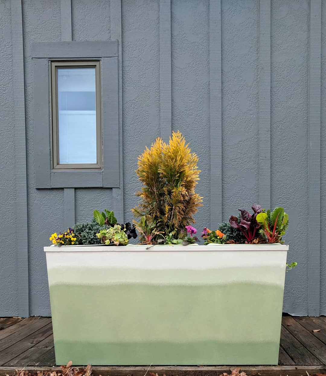 Custom Planter - Located at Urban Cottage Duck, NC