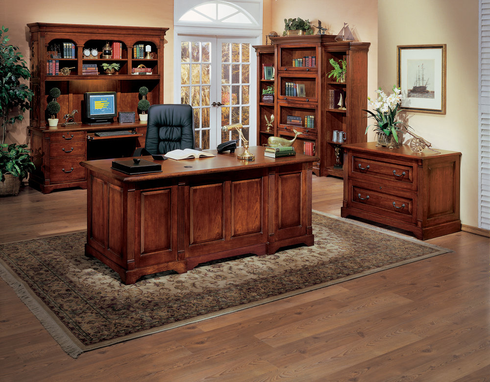 Office Harford Home Furniture, Traditional Office Furniture Sets