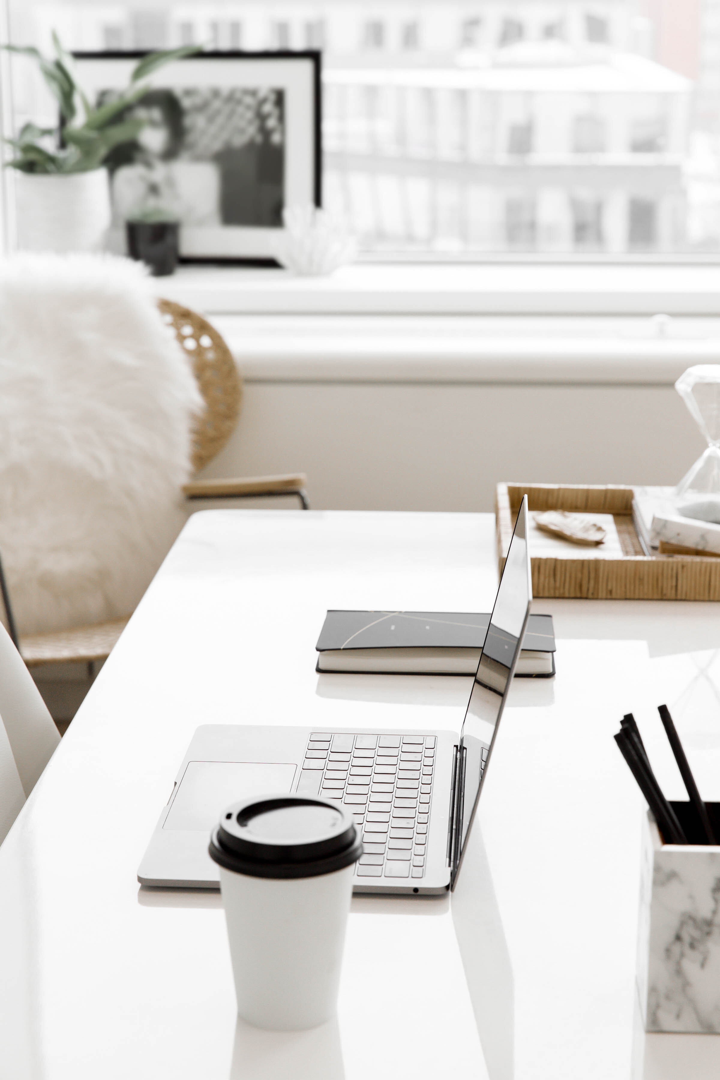 Together But Apart Stylish Small Office Ideas While Working From Home