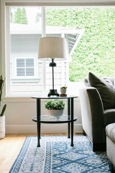 Stylish Side Table Decor That Pulls A, Living Room Side Table Decor