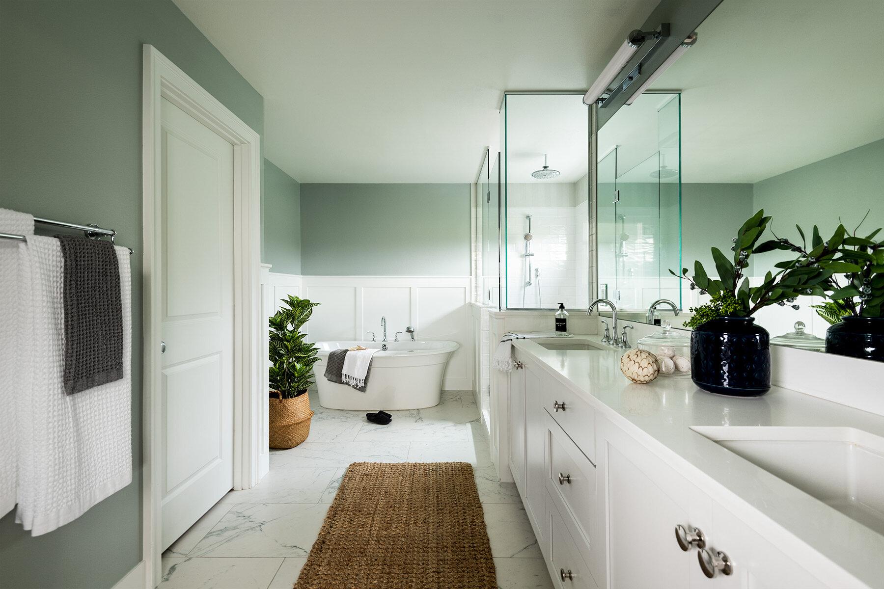Bathroom Remodel Redmond Wa Elegant Simplicity