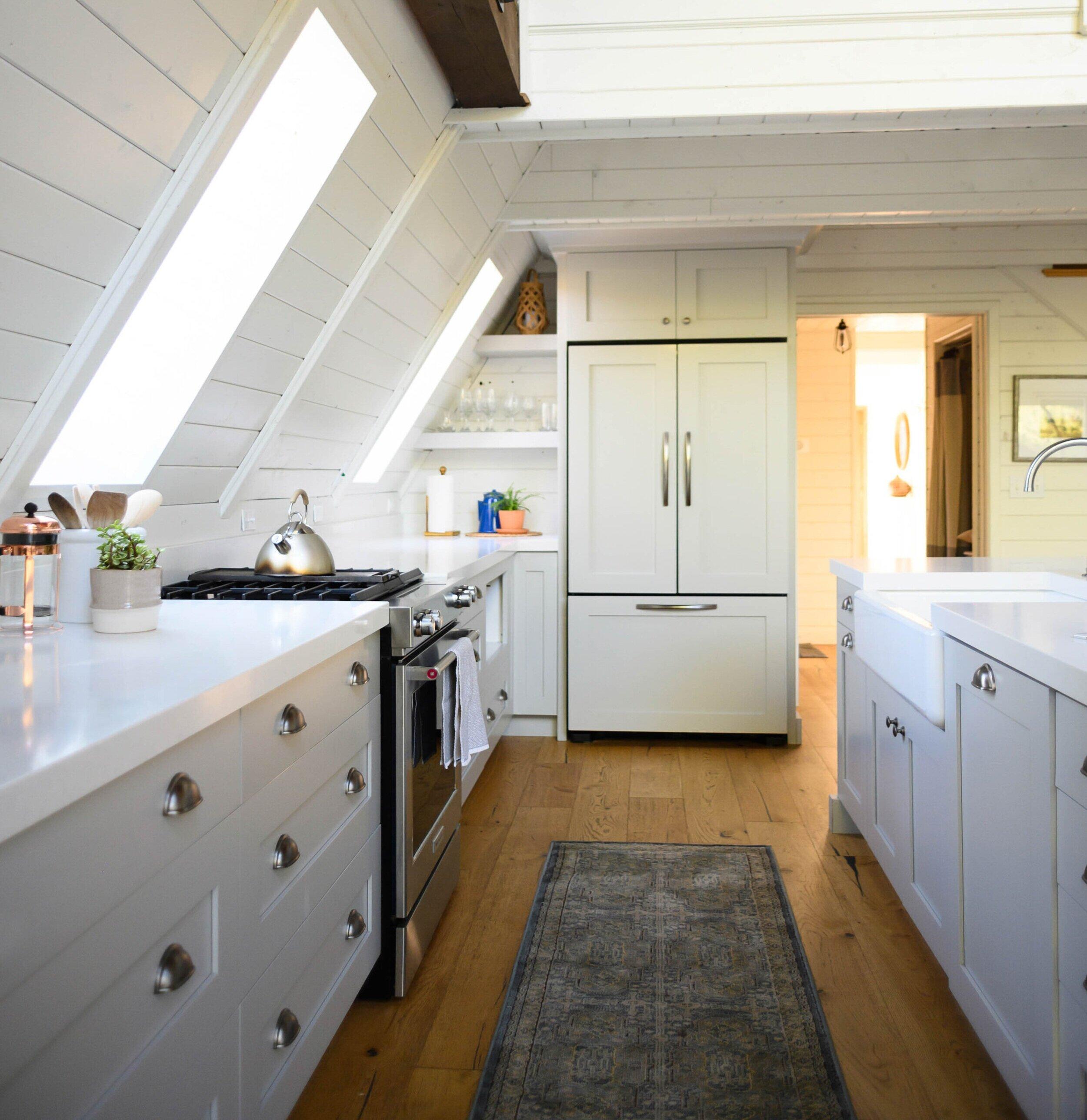 Rethinking The Kitchen Triangle
