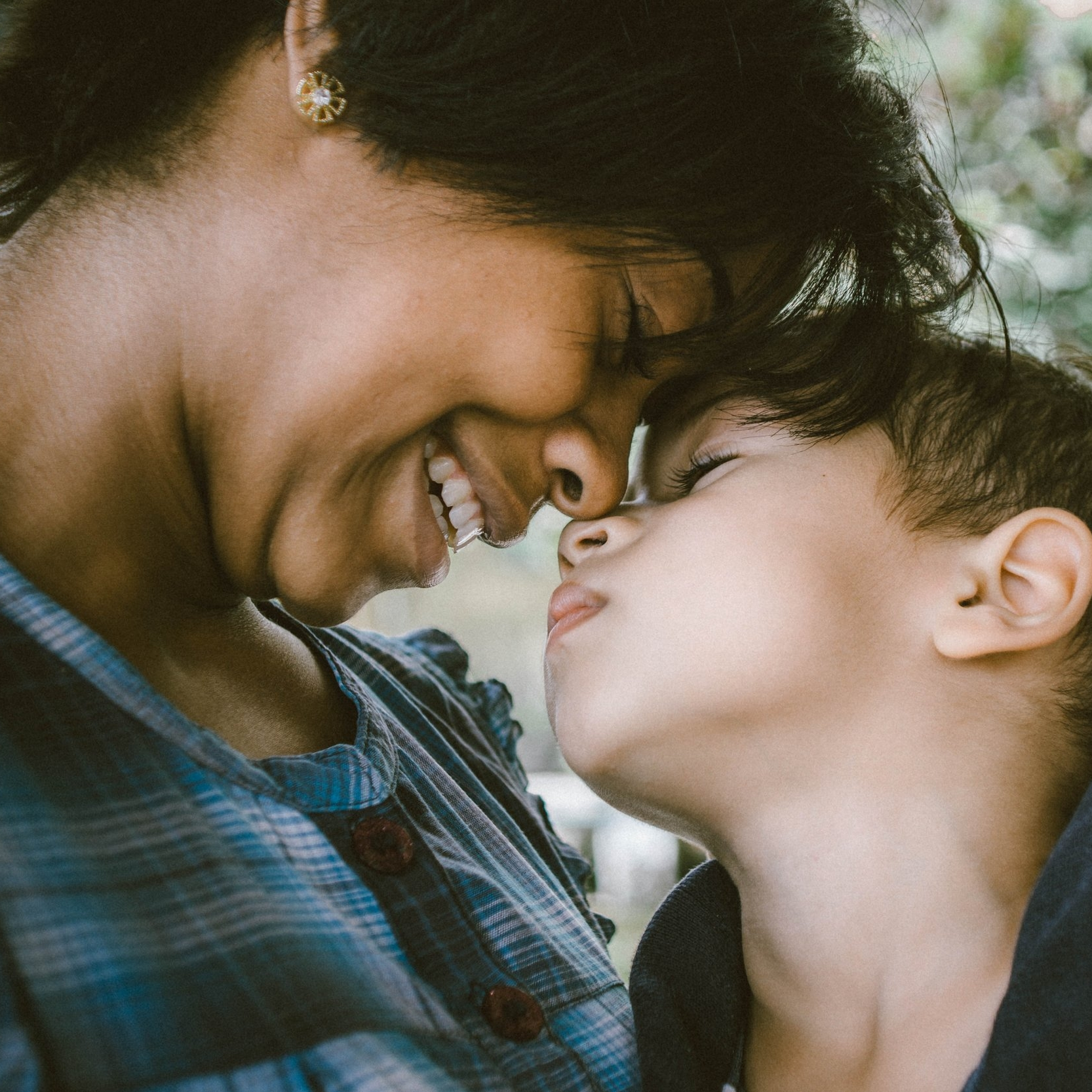 Finding the Magic in the Mess (of Motherhood)