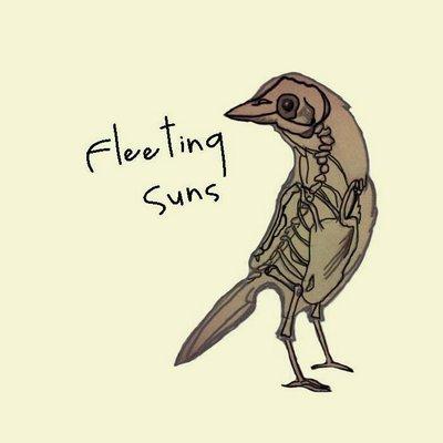 Andy Burrows - Fleeting Suns