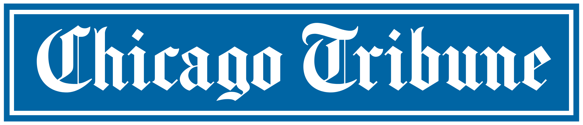 Chicago Tribune Blue Logo.png