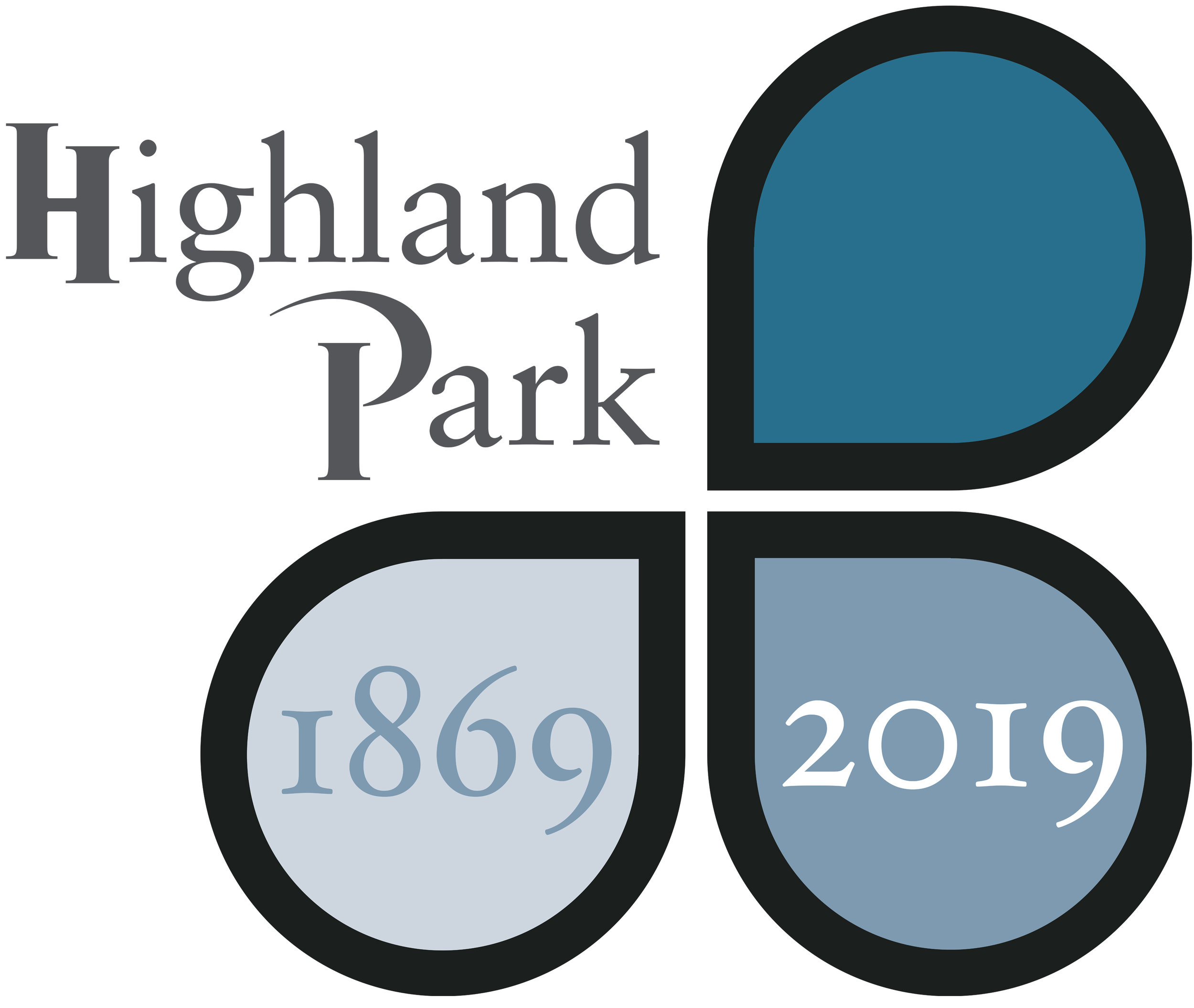 City-of-Highland-Park-HP150-Logo