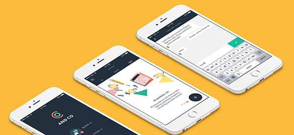 And co an app to help you manage your freelance income