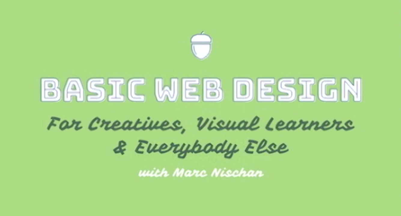Marc will teach you to create a website even if you've never written a line of code before