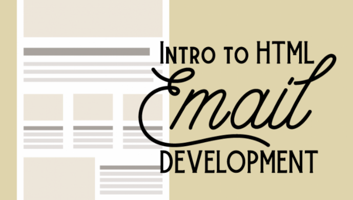 Learn the basics of coding an HTML email with  Venessa .