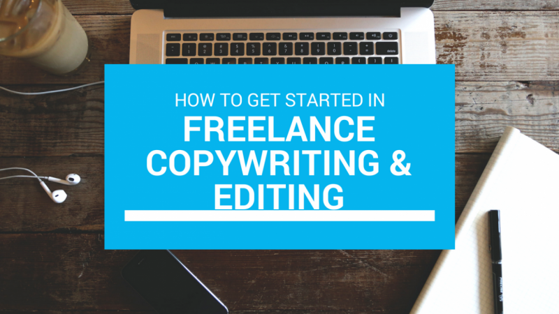 Melissa will break down the basics of freelance copywriting and editing