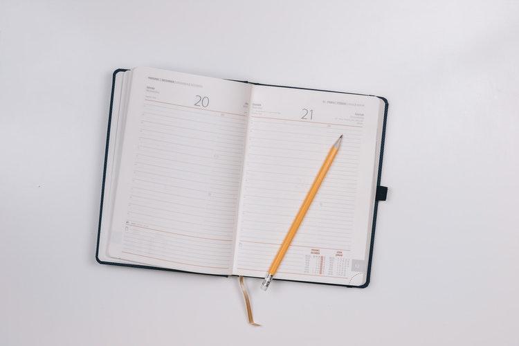 Obtain a planner. Step 2: conquer the world (via  Unsplash )