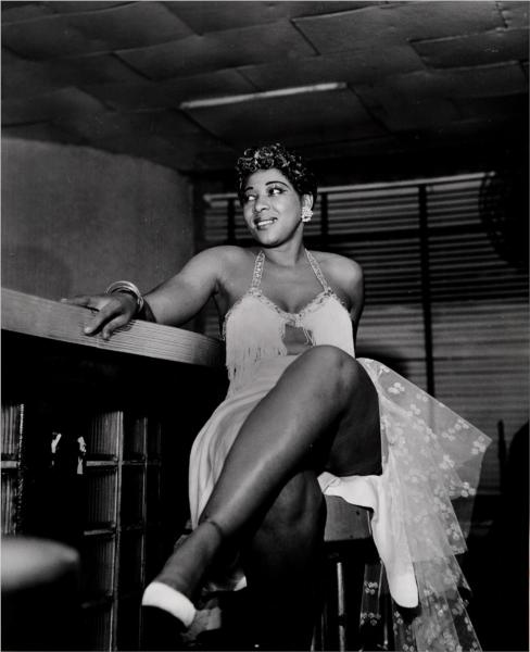 Shoot your subject from a variety of angles to find a dynamic shot.   Dancer at the Dew Drop Inn,  Ralston Crawford, Date Unknown  (image source )