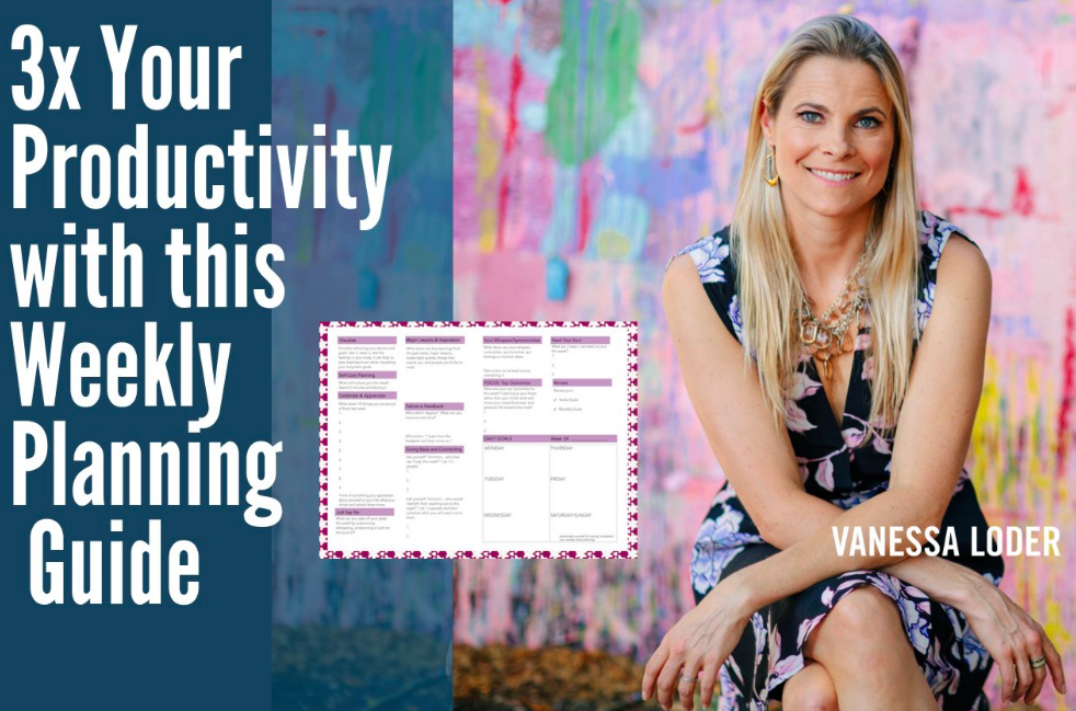 Increase your productivity with  Vanessa .