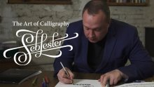Calligraphy Essentials: From First Script to Final Flourish with Seb Lester