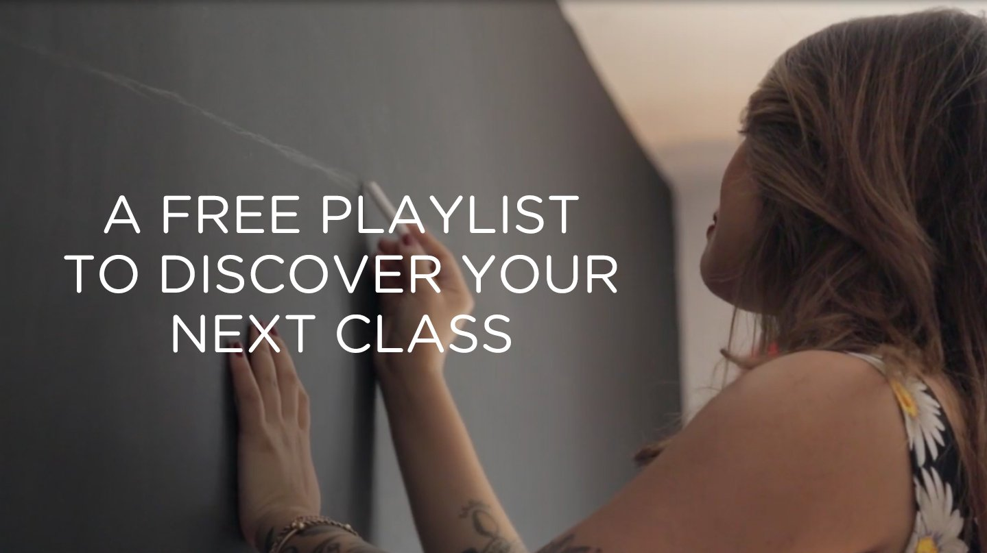 Discover Skillshare Originals: A Free Playlist to Find Your Next Class
