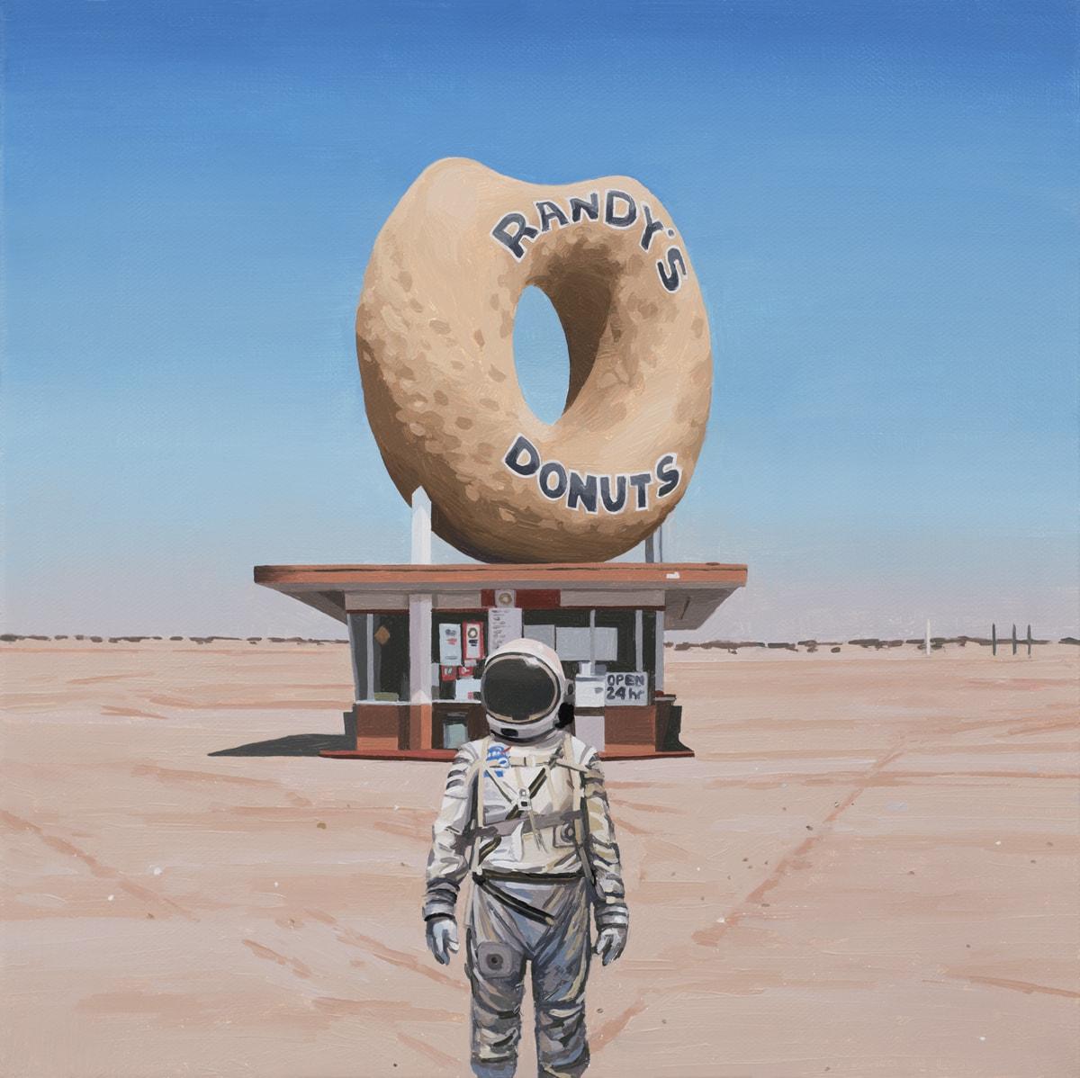 Randy's Donuts ©   Scott Listfield