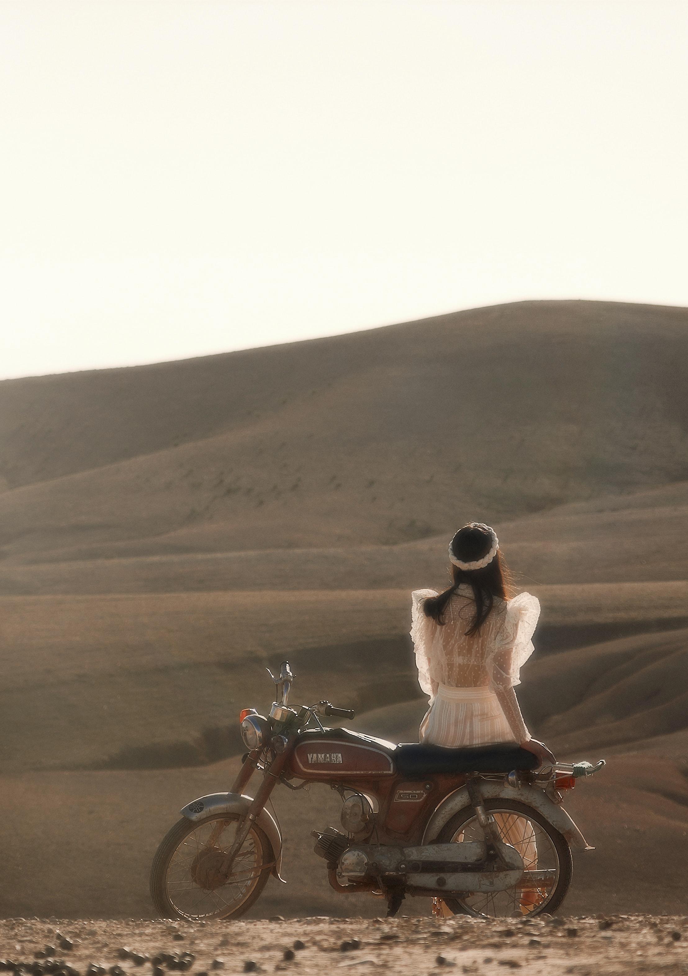 'Oasis Desire' (taken in Morocco during the Philosophy di Lorenzo Serafini SS 2019 campaign). Model:    @quusje   ,    @elite_amsterdam   . Make up: Francesca Basilio. Styling: Amelianna Loiacono. Production: Matteo Ciboldi. Photo: Alexandra Mascia