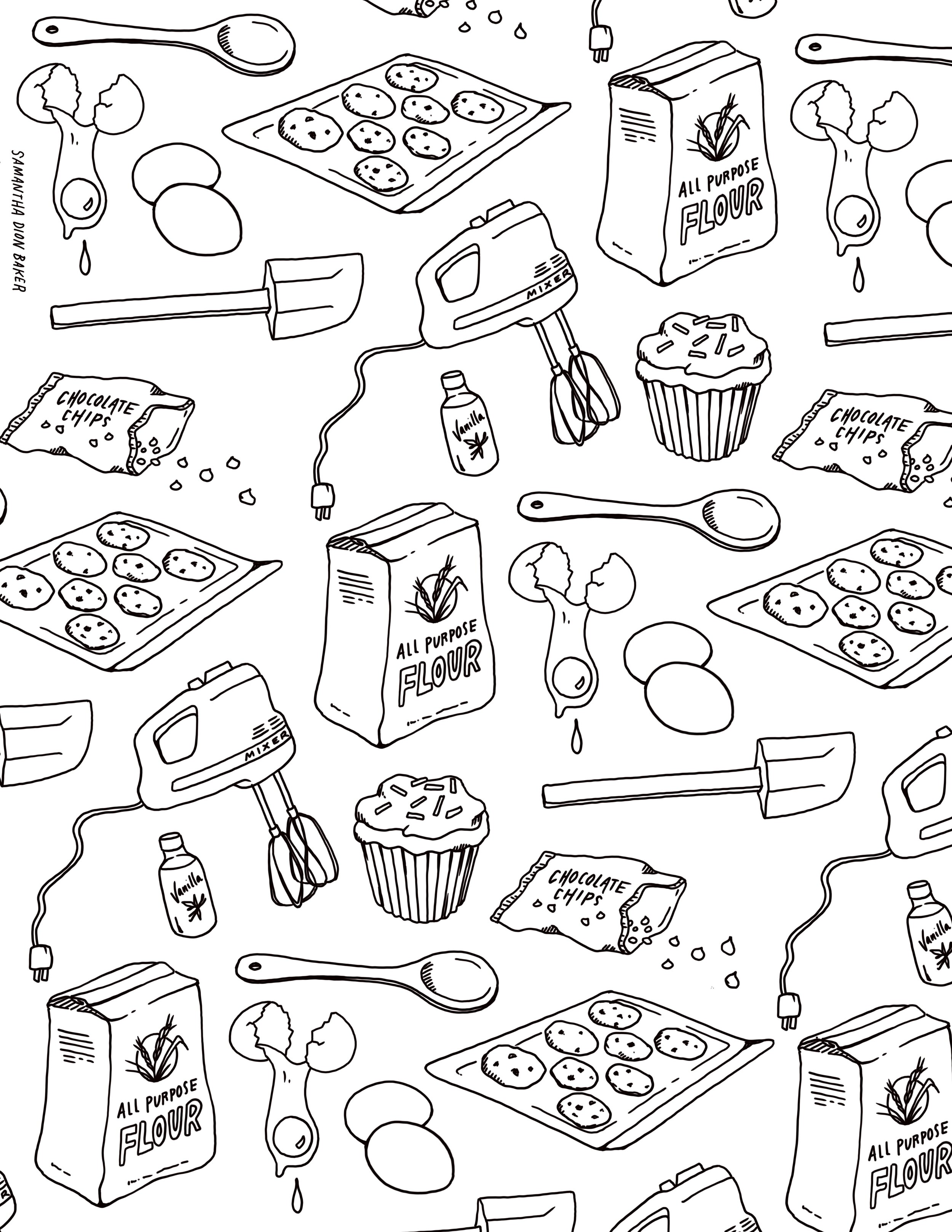 - Free Coloring Pages For Adults And Kids - Skillshare