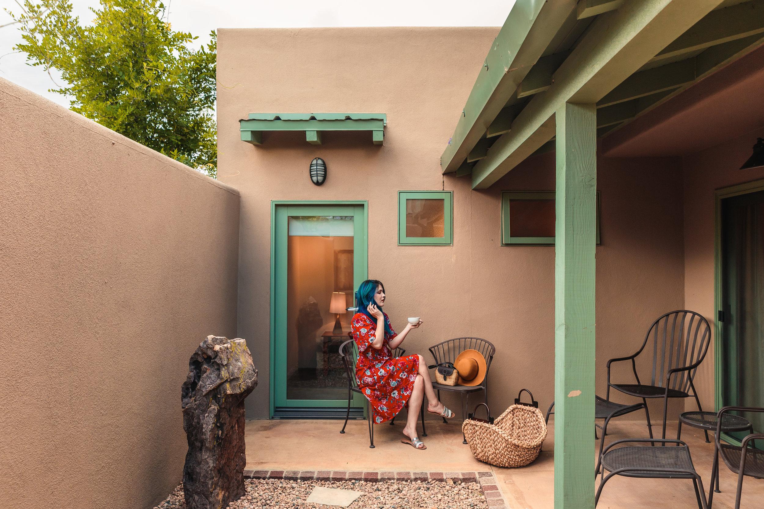 Your Weekend Getaway Guide to Santa Fe // #readysetjetset #santafe #newmexico #travel www.readysetjetset.net