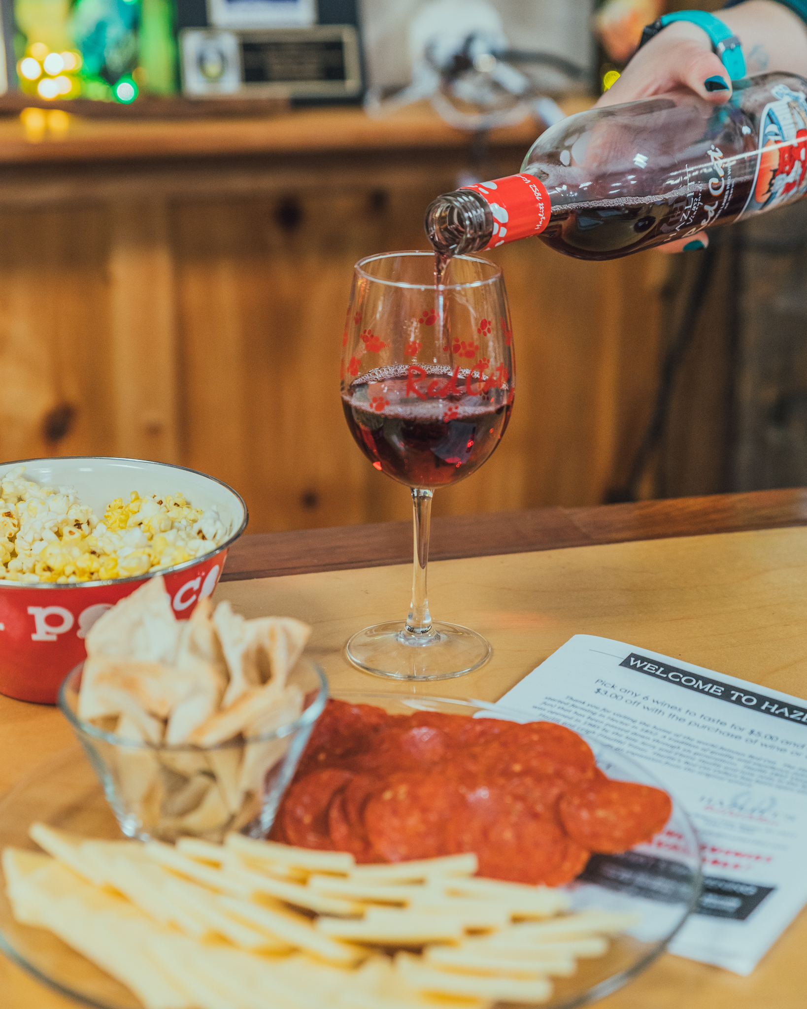 Hazlitt's Red Cat Cellars // 3 Days in the Finger Lakes: A Wine Trail Itinerary