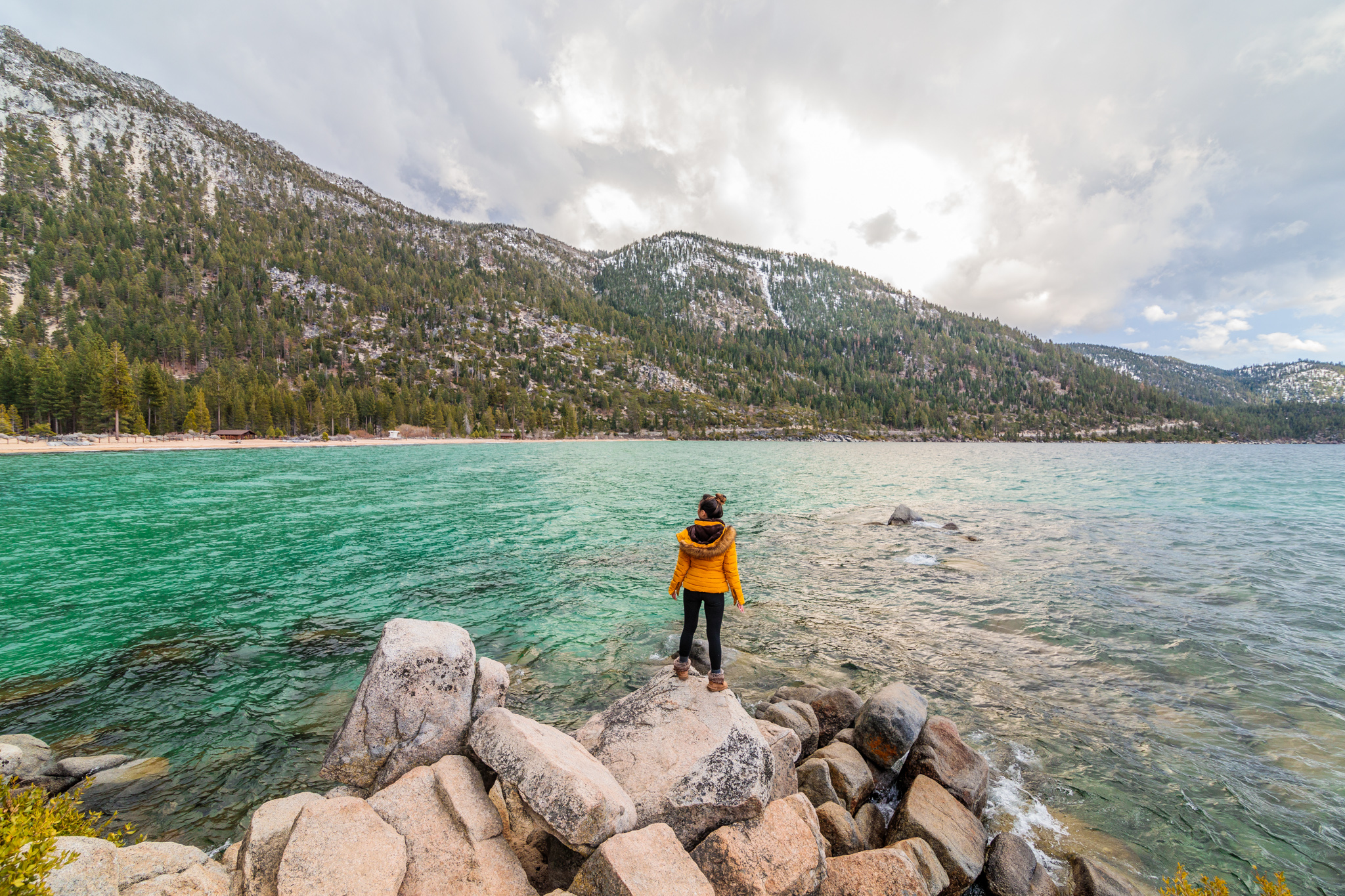 Sand Harbor // A Quick Guide to North Lake Tahoe & Reno