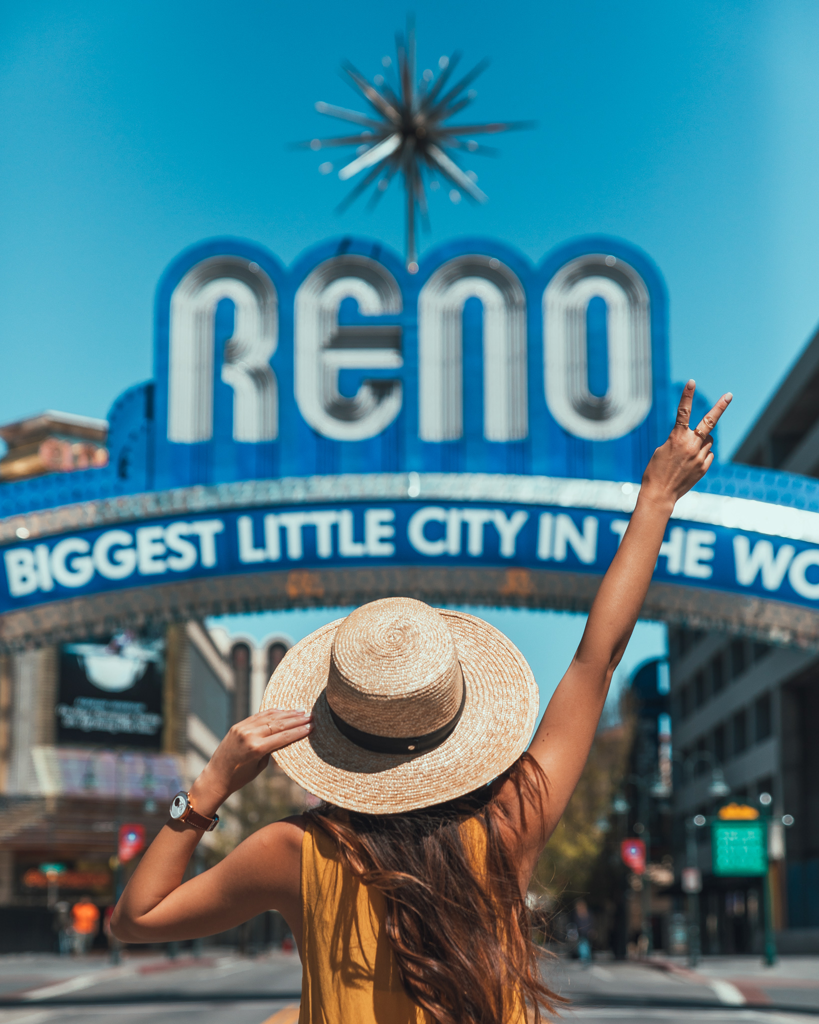 The Biggest Little City in the World: Reno // A Quick Guide to North Lake Tahoe & Reno