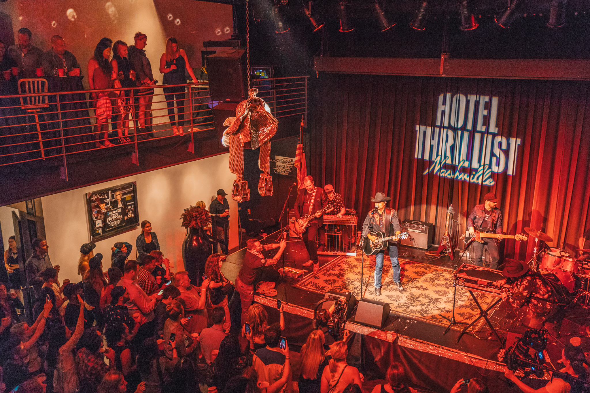 Hotel Thrillist Nashville Rockstar Mansion Party // A Weekend at Hotel Thrillist #readysetjetset