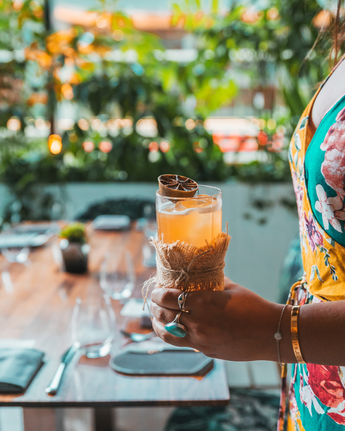 Drinks at The Botanist // // The Quick Guide to Visiting Vancouver, BC #readysetjetset