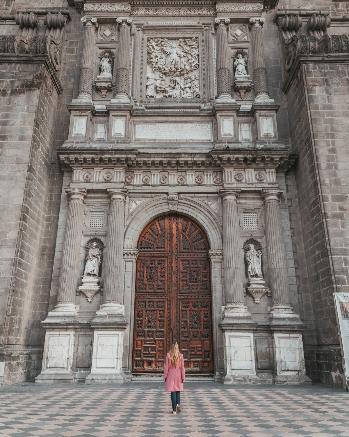 Catedral Metropolitana // The Most Instagrammable Spots in Mexico City #readysetjetset
