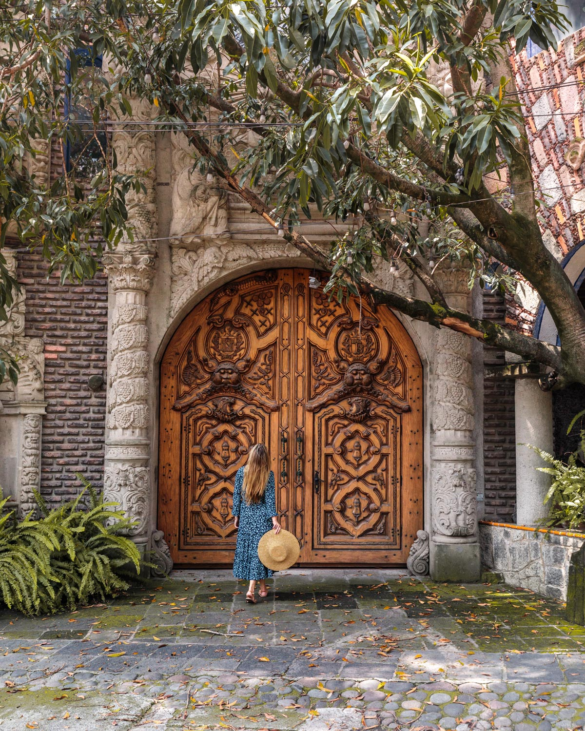 Coyoacán // The Most Instagrammable Spots in Mexico City #readysetjetset