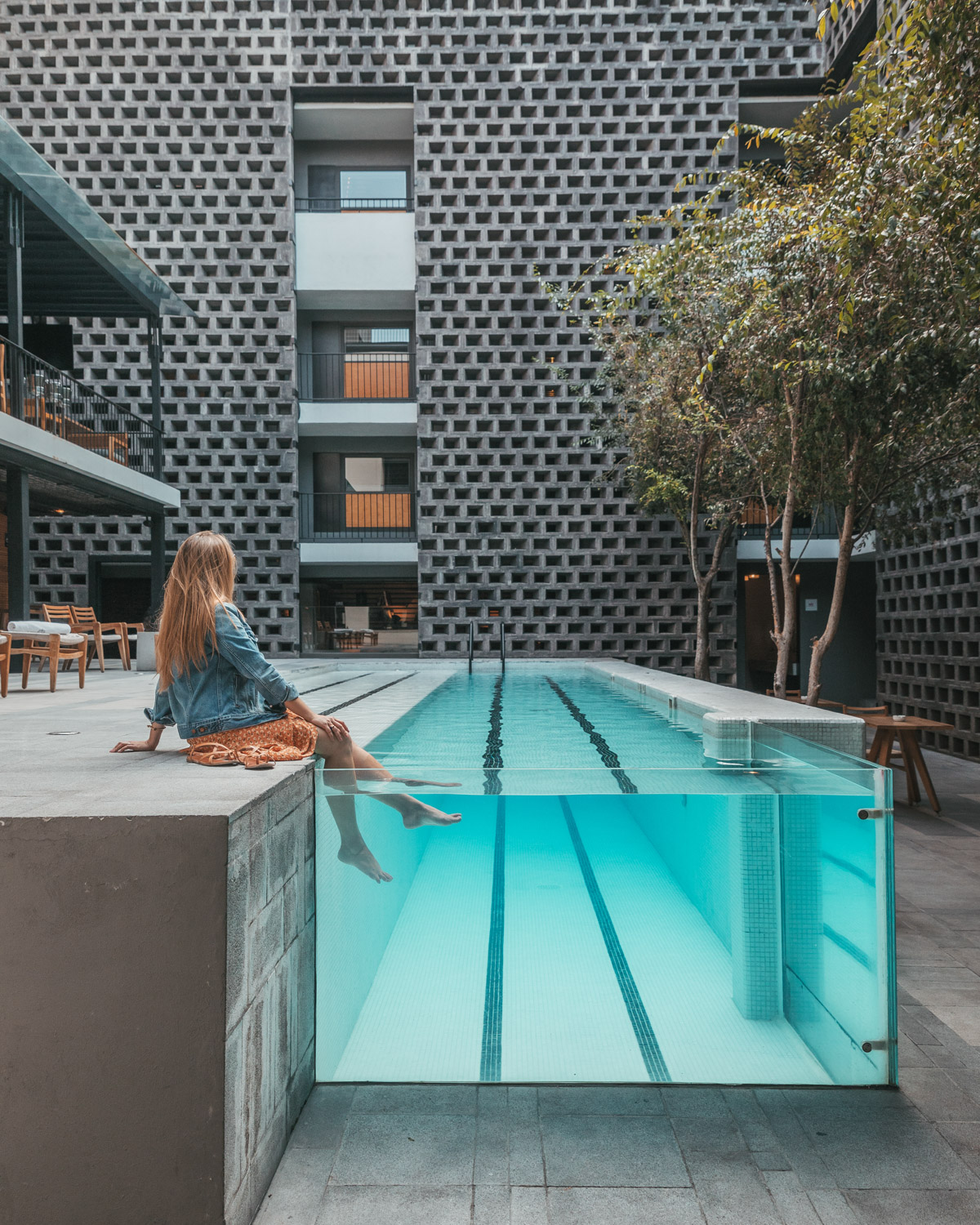 Hotel Carlota // The Most Instagrammable Spots in Mexico City #readysetjetset