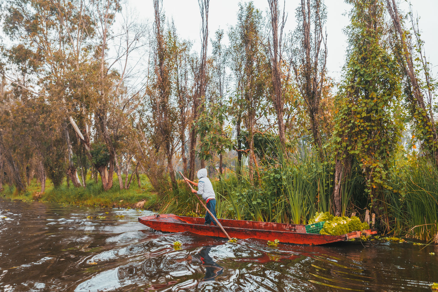Xochimilco // The Most Instagrammable Spots in Mexico City #readysetjetset
