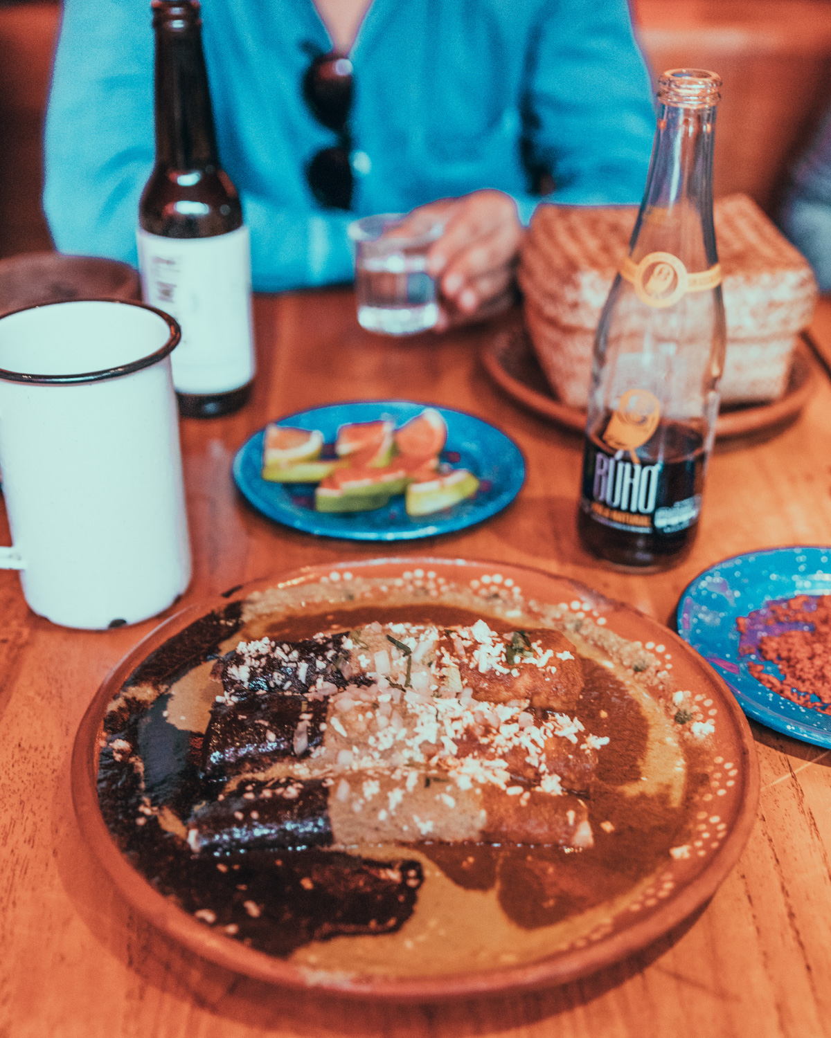 Corazon de Maguey // The Most Instagrammable Spots in Mexico City #readysetjetset