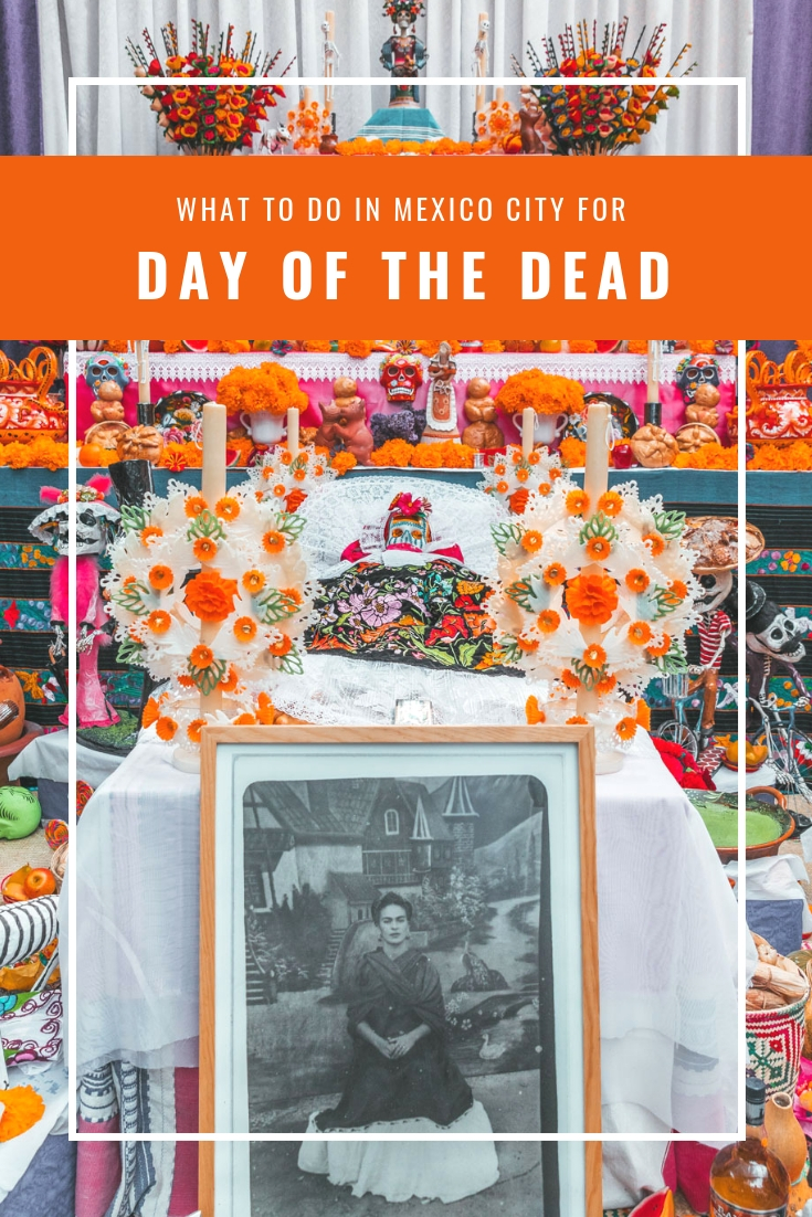 What to Do In Mexico City for Day of the Dead // www.readysetjetset.net #readysetjetset #mexicocity #dayofthedead #traveltips #blogtips