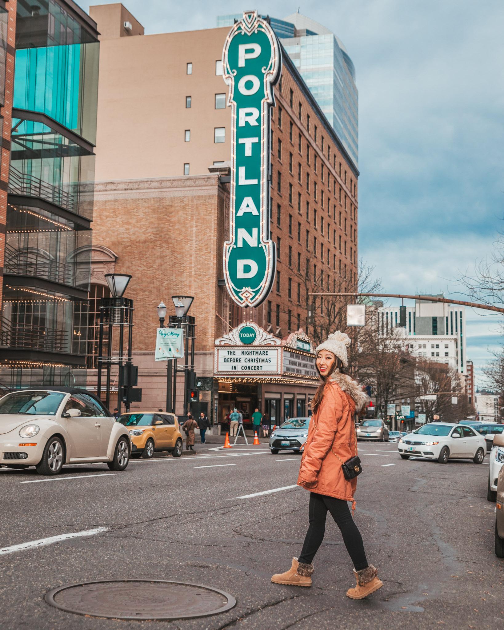 Exploring around Portland // Checking In: The Radisson Red in Downtown Portland, Oregon #readysetjetset #pdx #portland #blogpost #travelguide