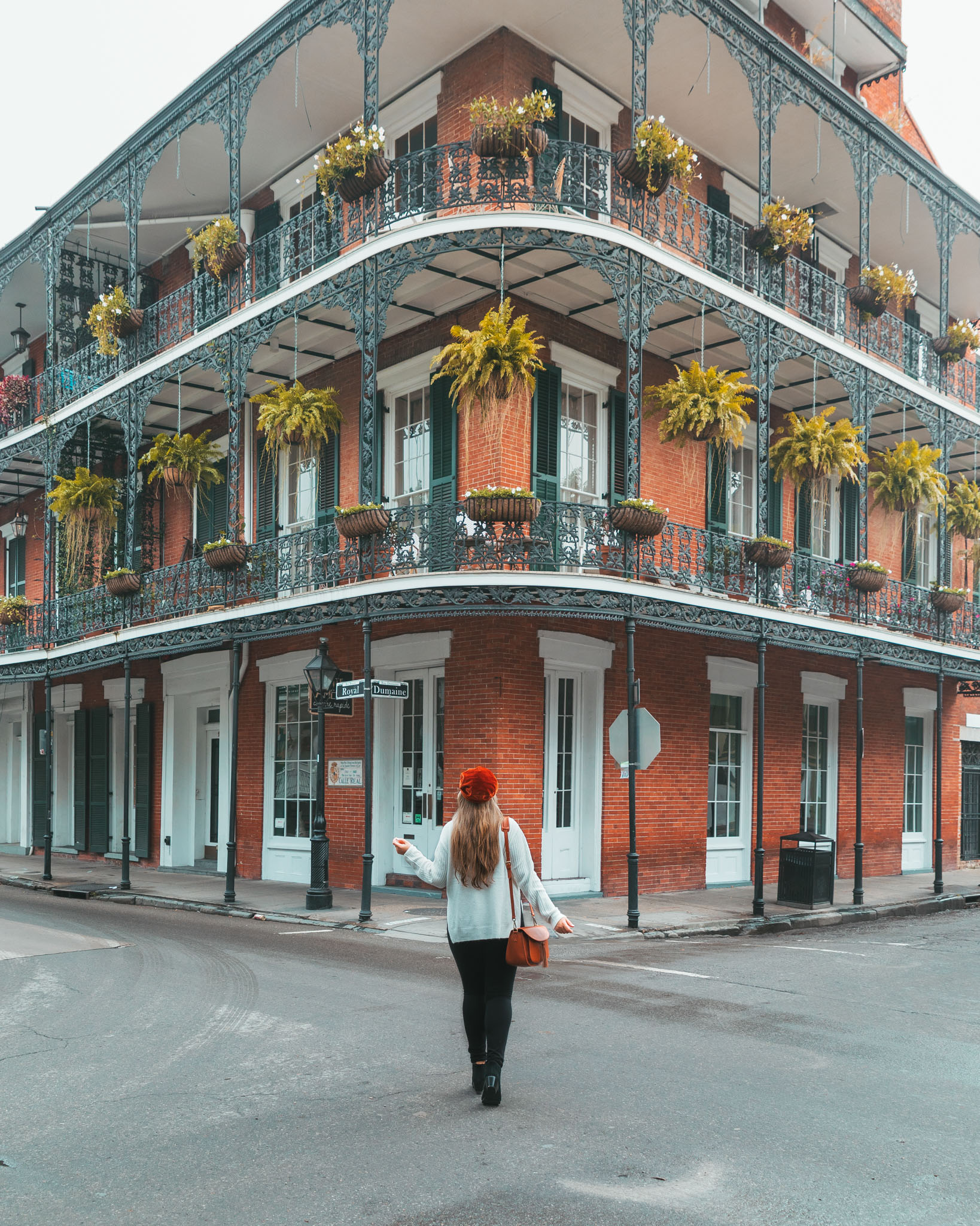 bourbon street hotels with balcony The Most Instagrammable Spots In New Orleans Ready Set Jet Set
