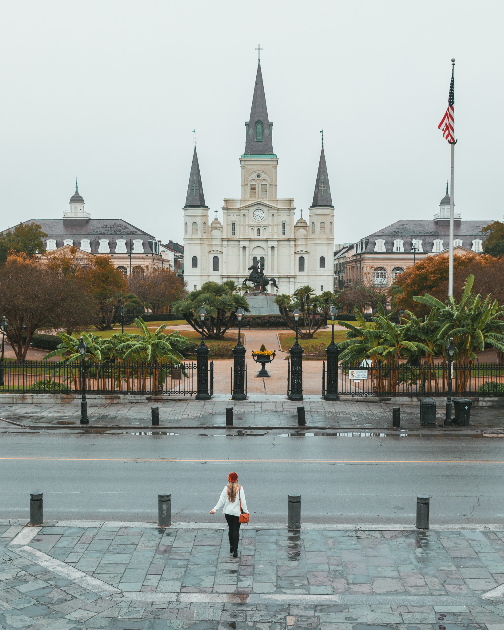 St. Louis Cathedral // The Most Instagrammable Spots in New Orleans // #readysetjetset www.readysetjetset.net