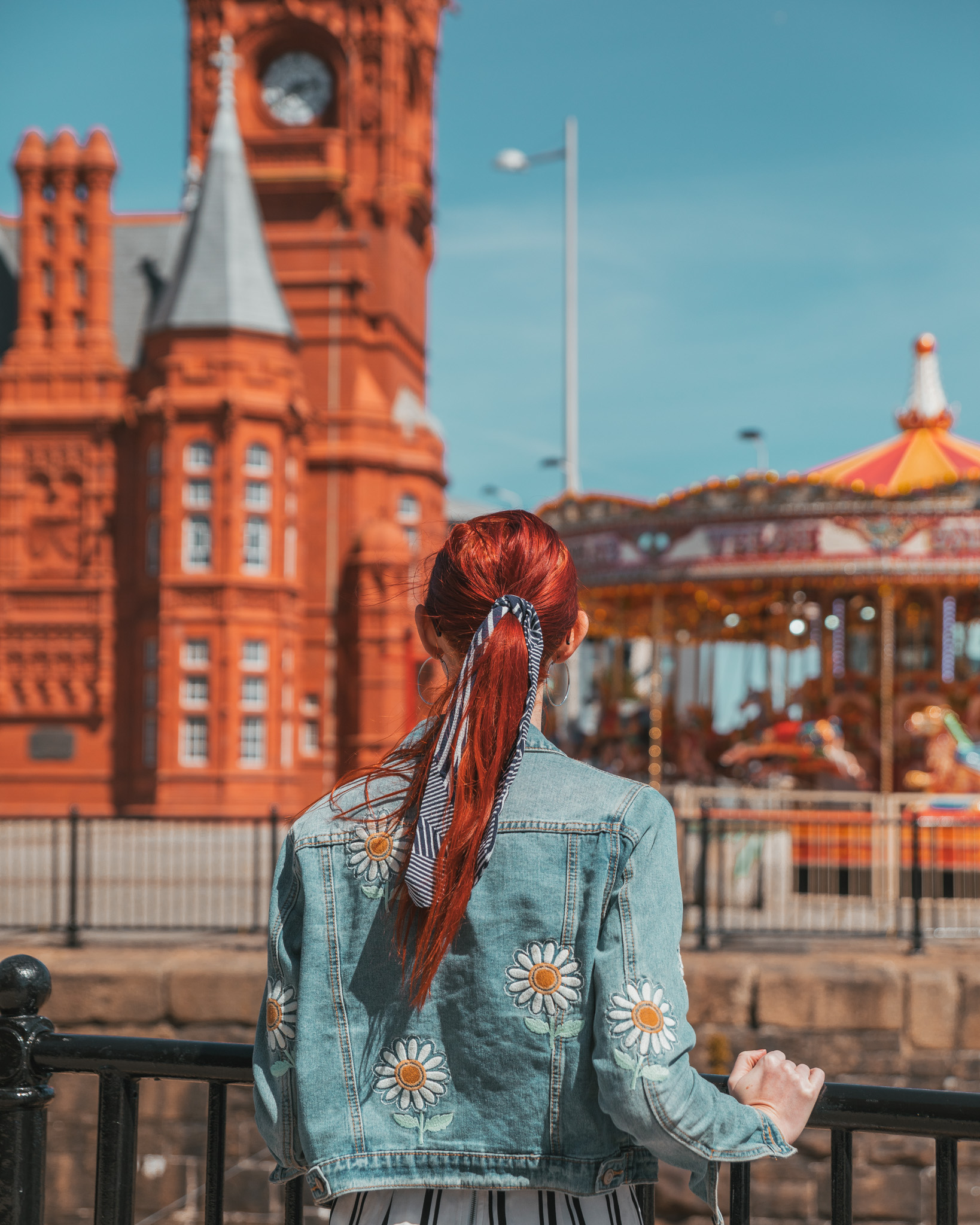 Cardiff // The Most Beautiful Places to Visit in Wales // #readysetjetset #wales #uk #welsh #travel #photospots #blogpost