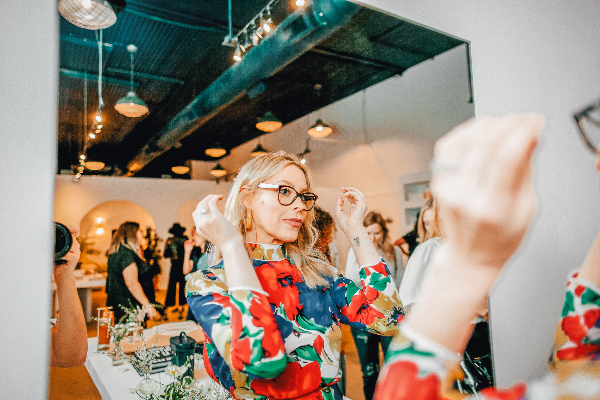 SXSW 2019 Recap: LensCrafters Event at the Austin Goop Pop-Up
