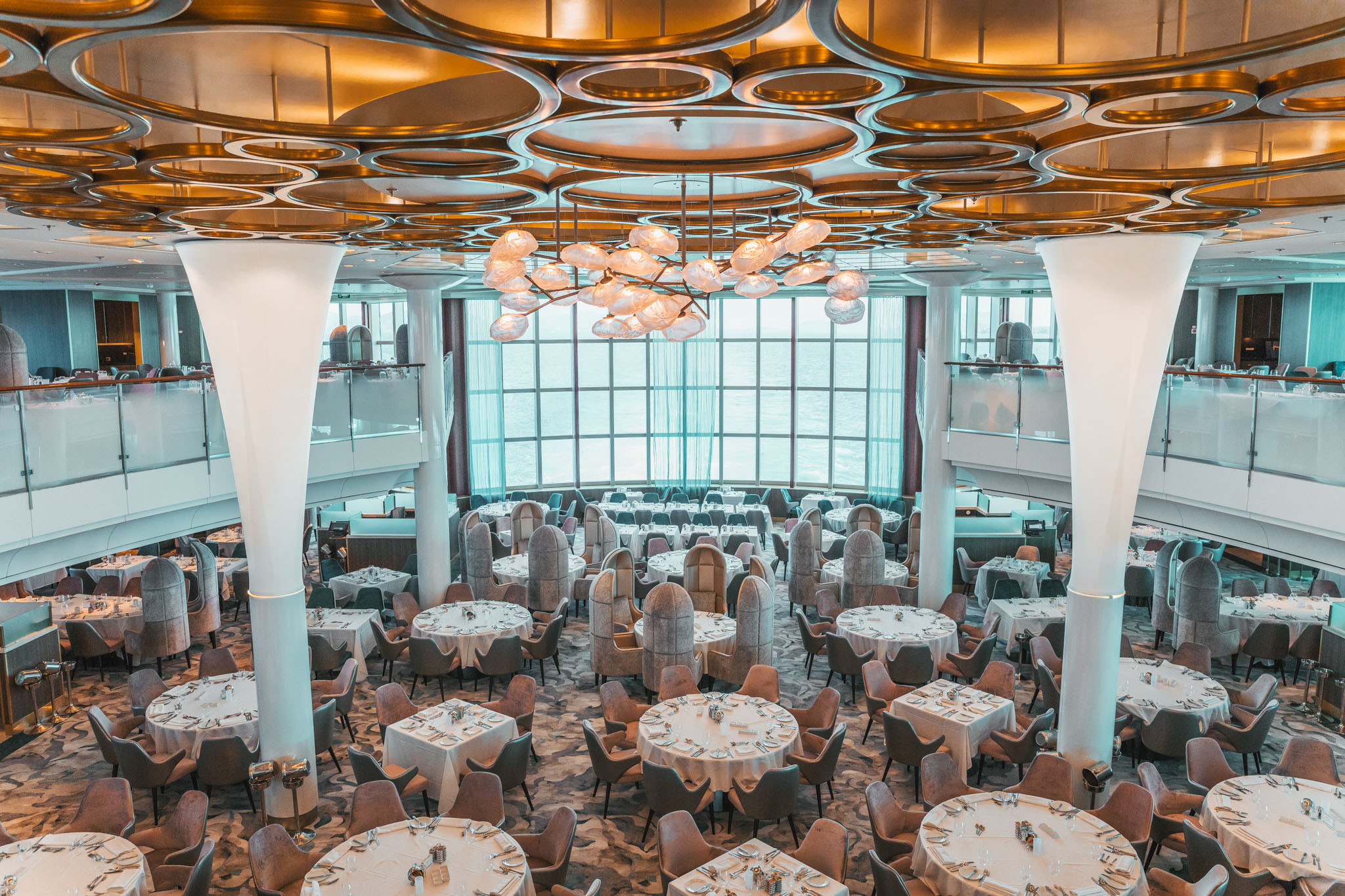 Cosmopolitan Restaurant // Cruise Review: Everything You Need To Know About The Celebrity Summit