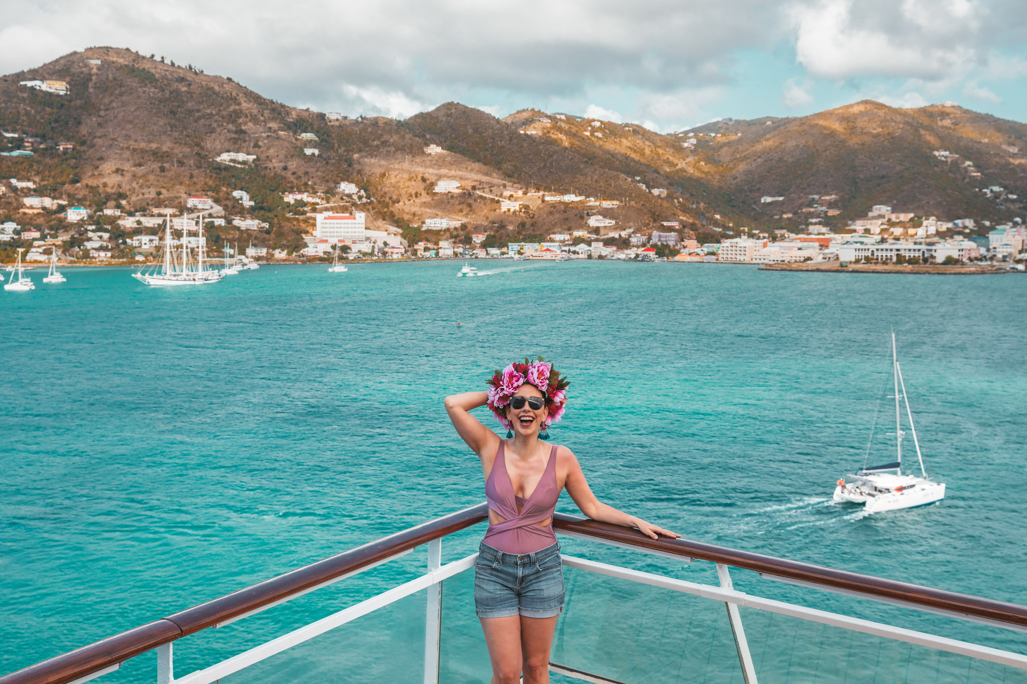Deck views // Cruise Review: Everything You Need To Know About The Celebrity Summit