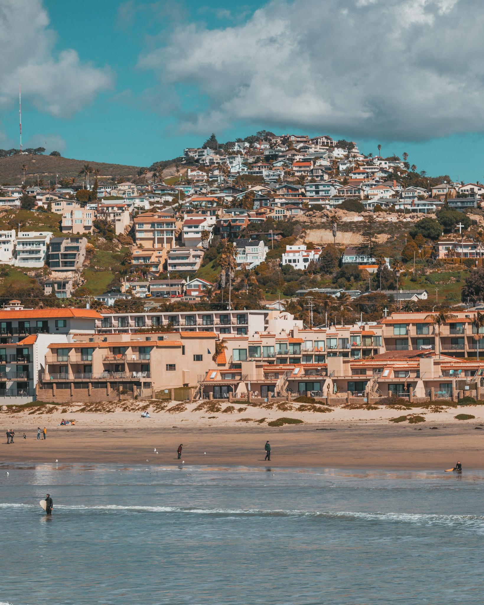 Pismo Beach ~ The Most Instagrammable Spots in SLO CAL County ~ #readysetjetset #slocal #california #blogpost #travel #sanluisobispo
