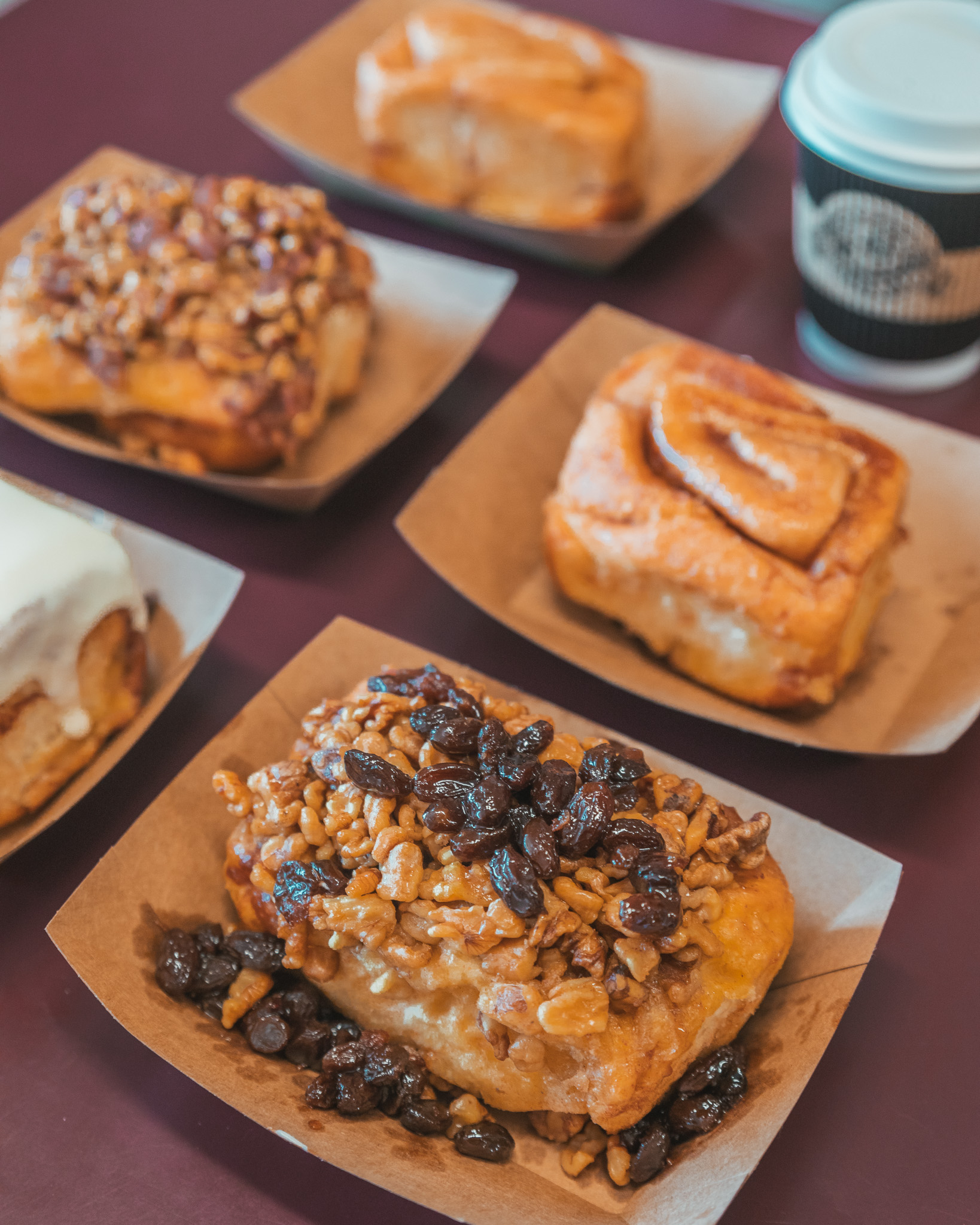 Old West Cinnamon Rolls in Pismo ~ The Most Instagrammable Spots in SLO CAL County ~ #readysetjetset #slocal #california #blogpost #travel #sanluisobispo
