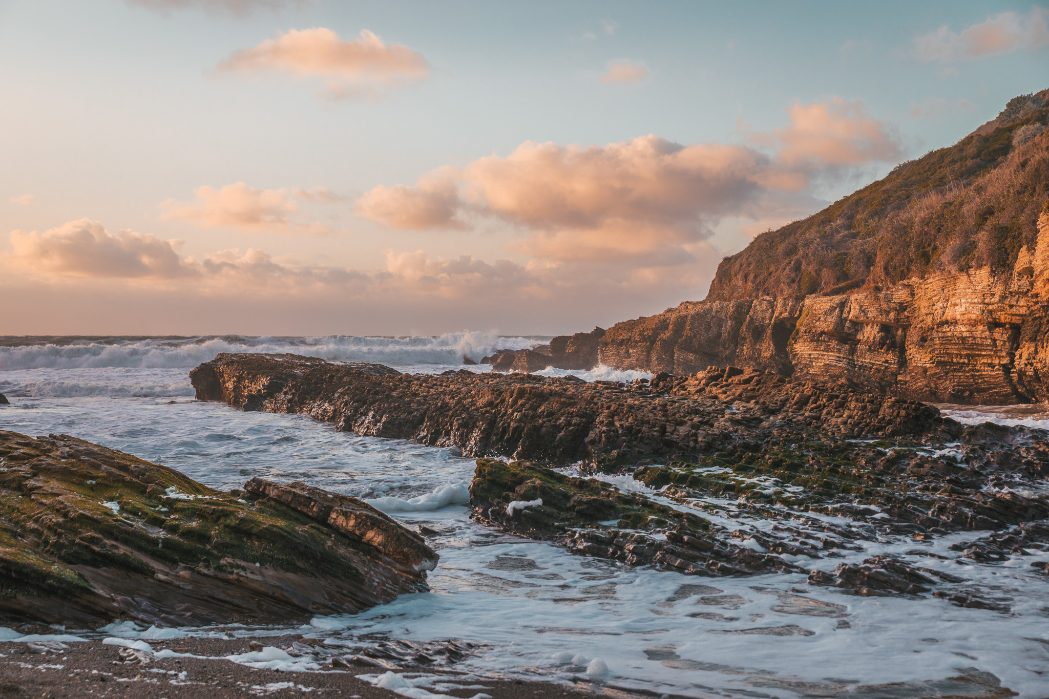 Spooner's Cove ~ The Most Instagrammable Spots in SLO CAL County ~ #readysetjetset #slocal #california #blogpost #travel #sanluisobispo