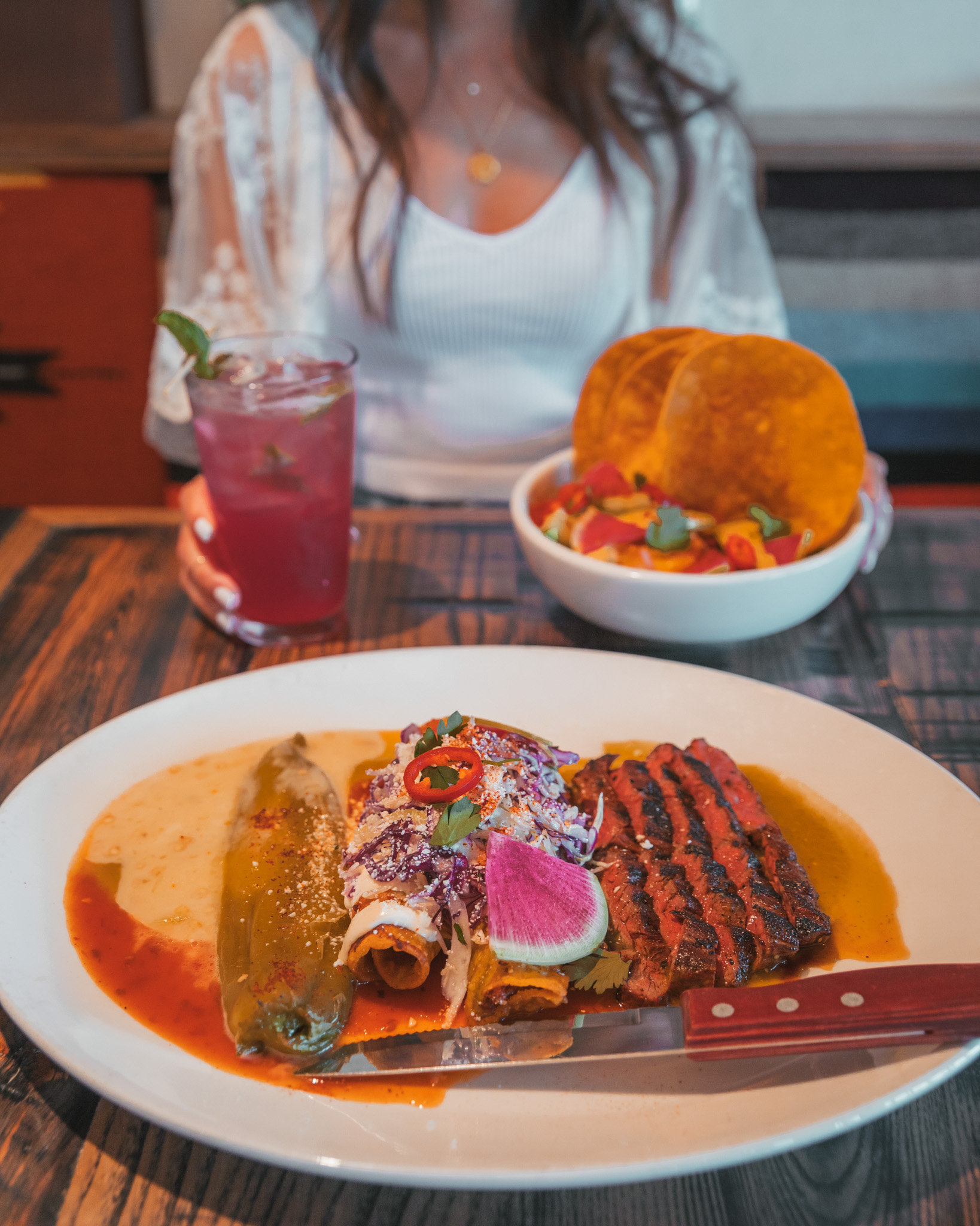 Ghost Ranch restaurant ~ The Quick Guide to Tempe, Arizona